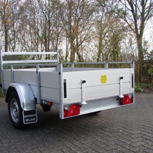 anssems BSX aanhangwagen